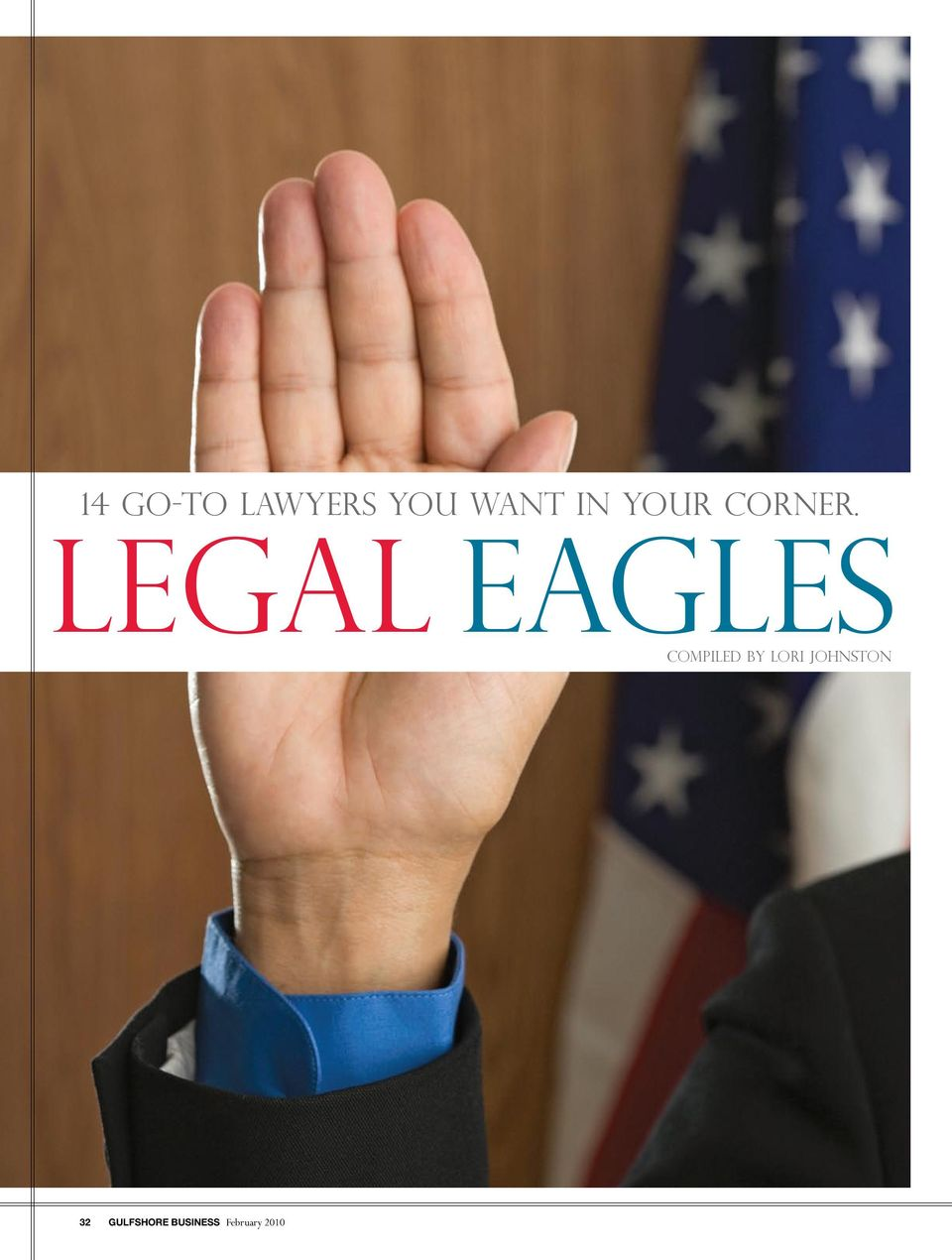 Legal Eagles compiled by