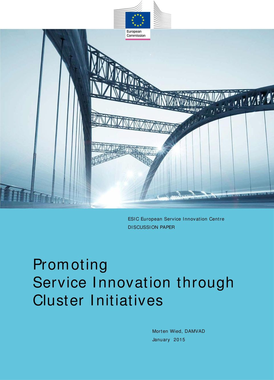 Service Innovation through Cluster