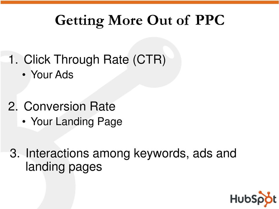 Conversion Rate Your Landing Page 3 I t