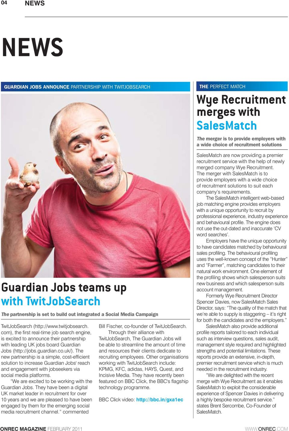 The new partnership is a simple, cost-efficient solution to increase Guardian Jobs' reach and engagement with jobseekers via social media platforms.