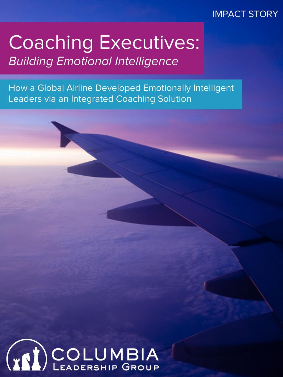 Global Airline Developed Emotionally