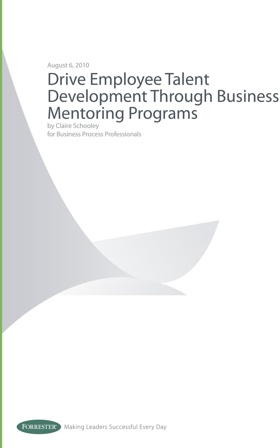 Programs by Claire Schooley for Business