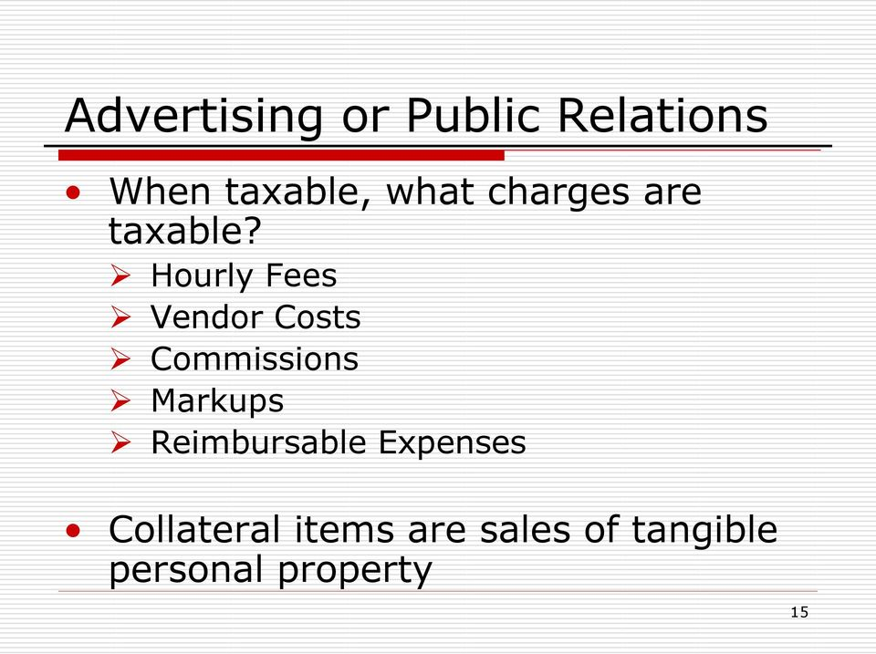 Ct sales and use tax for the service industry pdf for Advertising agency fees