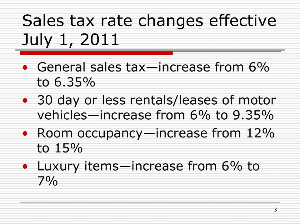 Ct Sales Tax Rate >> Ct Sales And Use Tax For The Service Industry Pdf