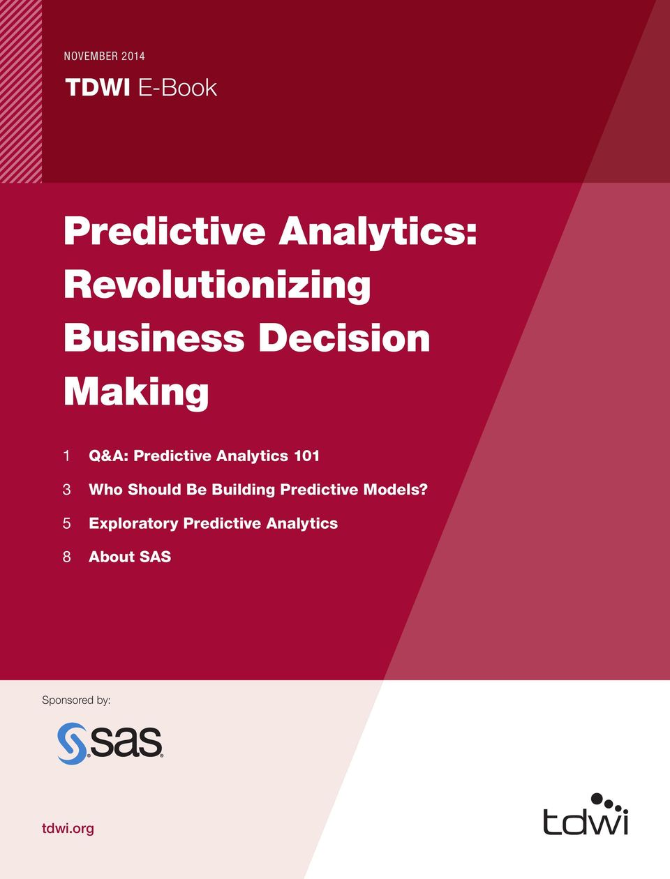 Analytics 101 3 Who Should Be Building Predictive Models?