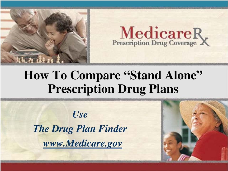 Plans Use The Drug Plan