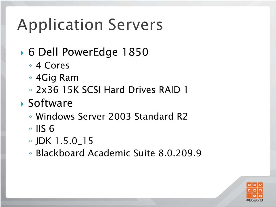 Windows Server 2003 Standard R2 IIS 6 JDK