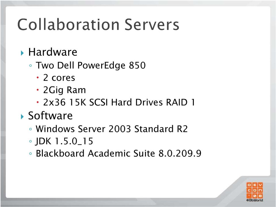 Software Windows Server 2003 Standard R2