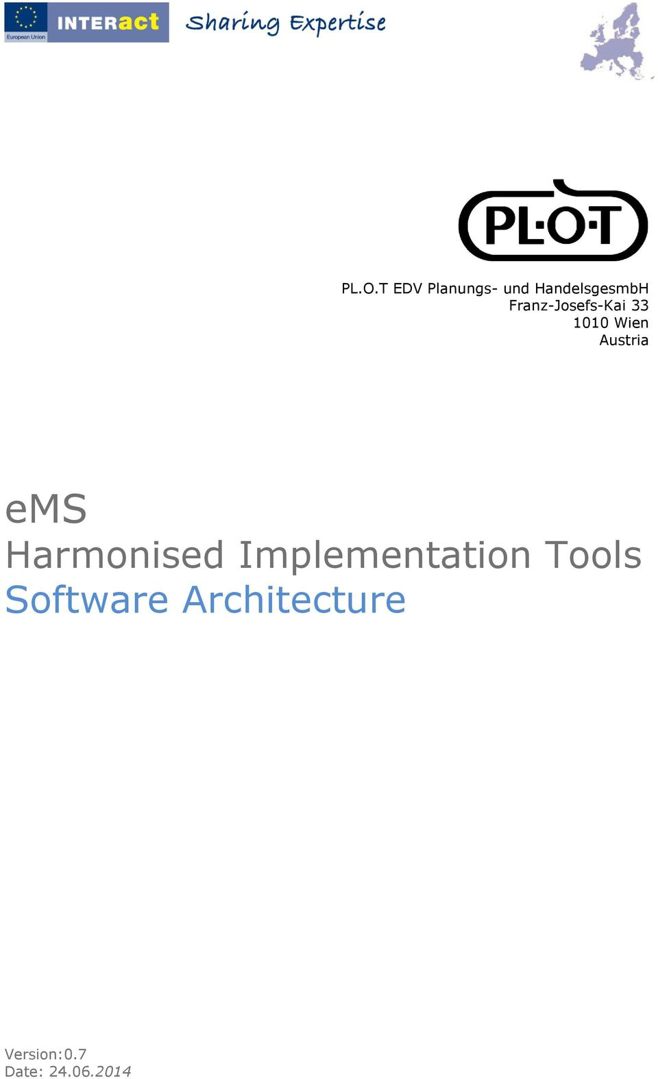 ems Harmonised Implementation Tools