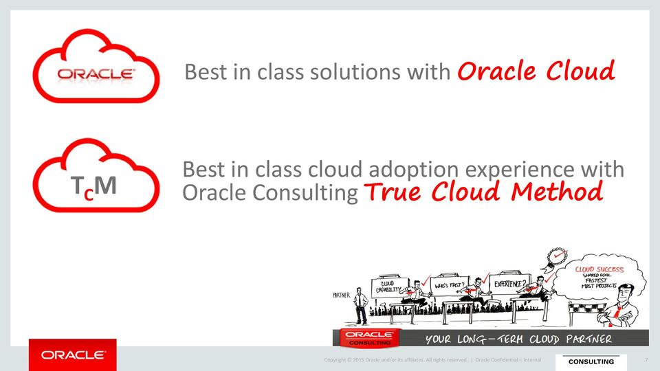 adoption experience with Oracle