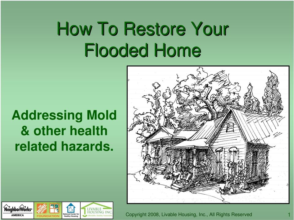 Addressing Mold &