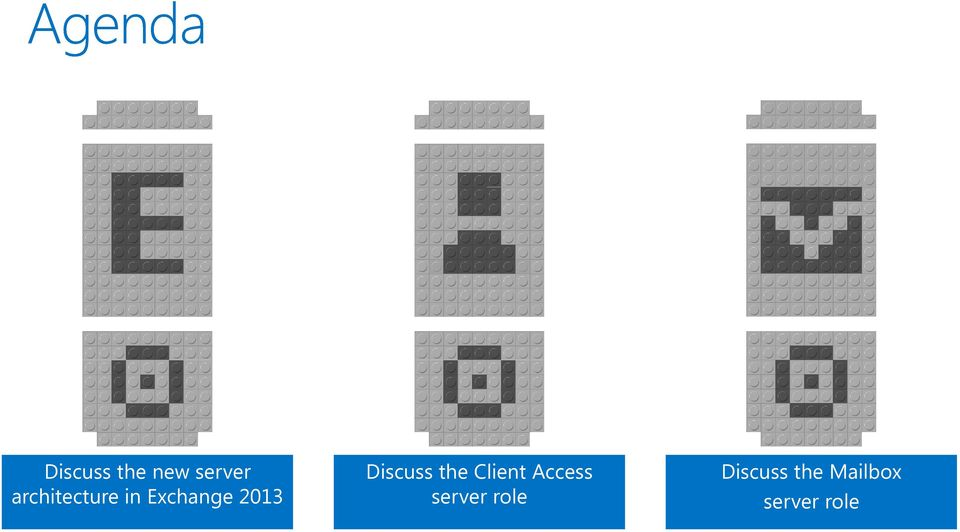 Discuss the Client Access