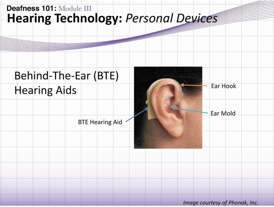 Hearing Aids Ear Hook BTE Hearing