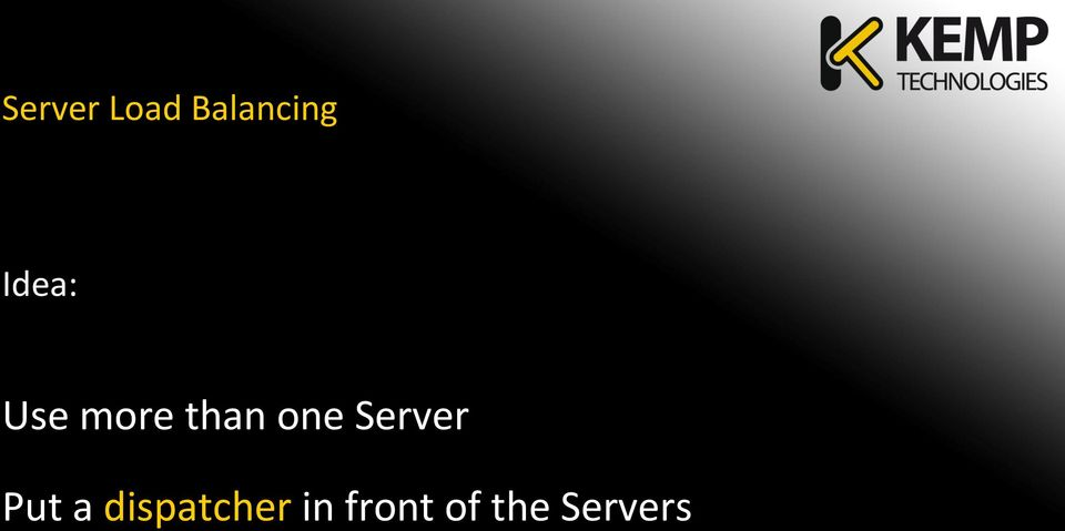 Server Put a dispatcher