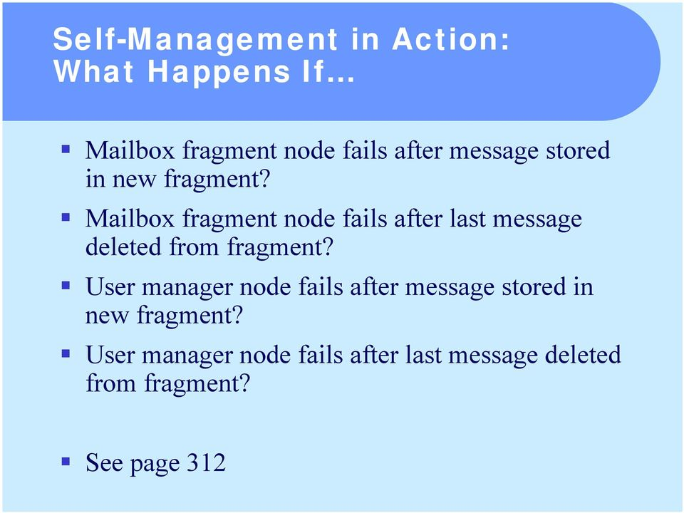 ! Mailbox fragment node fails after last message deleted from fragment?