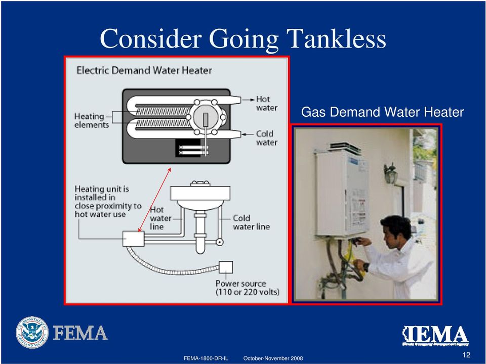 Tankless Gas