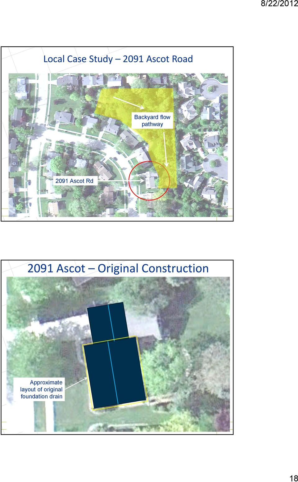 2091 Ascot Original Construction
