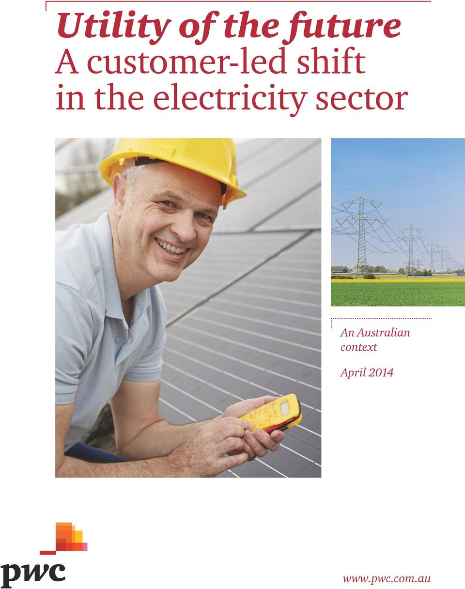 electricity sector An