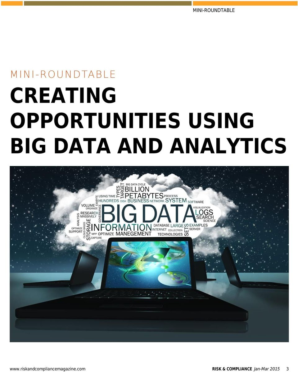 USING BIG DATA AND