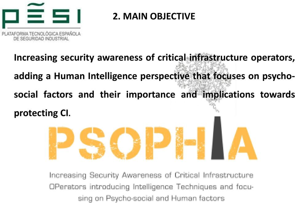 Intelligence perspective that focuses on psychosocial