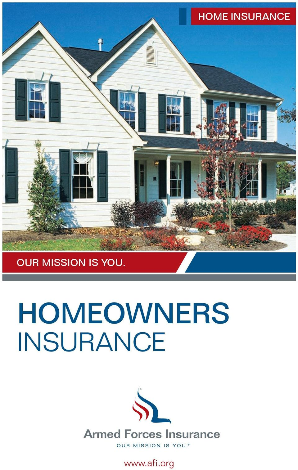 YOU. HOMEOWNERS