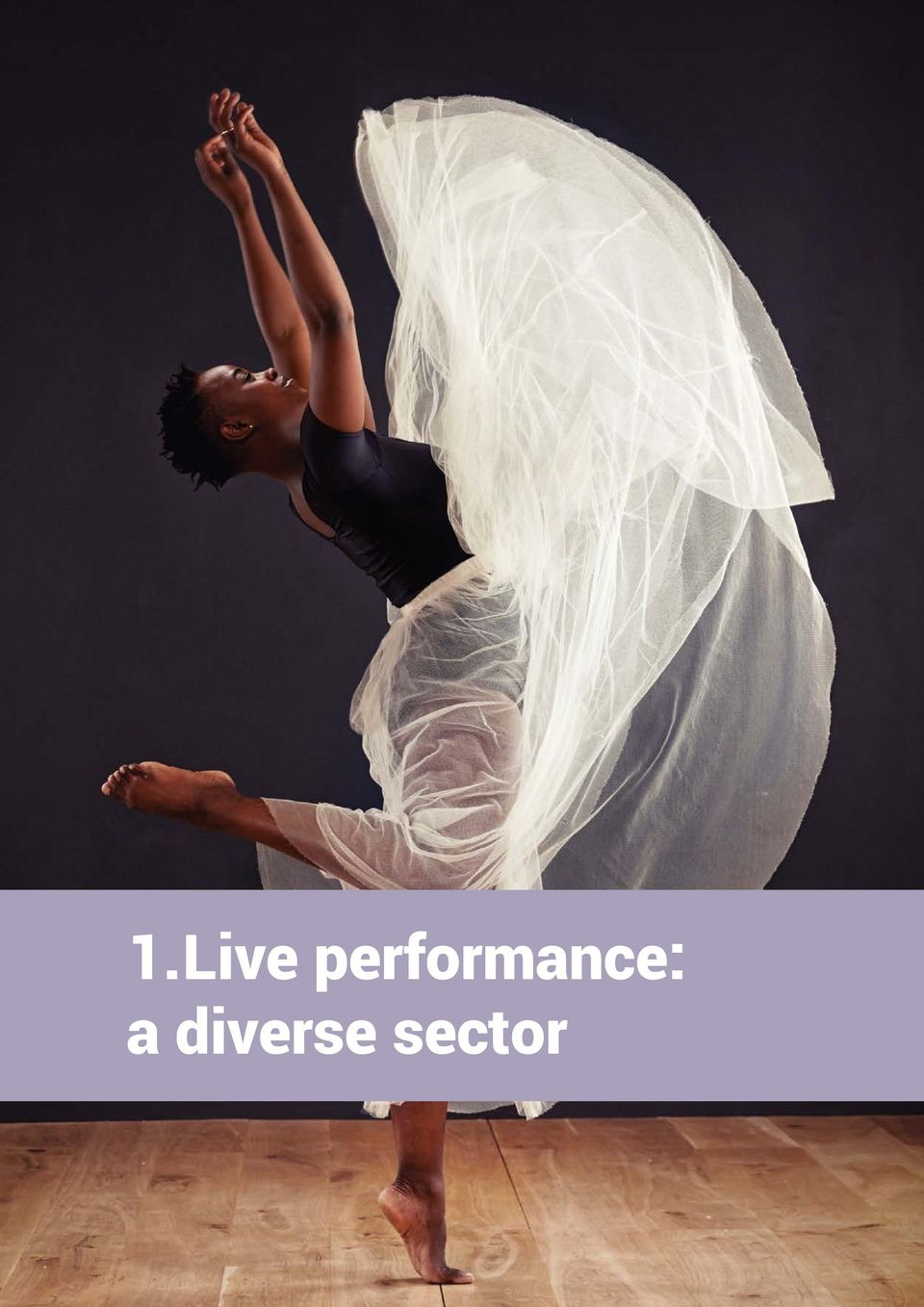 live performance sector