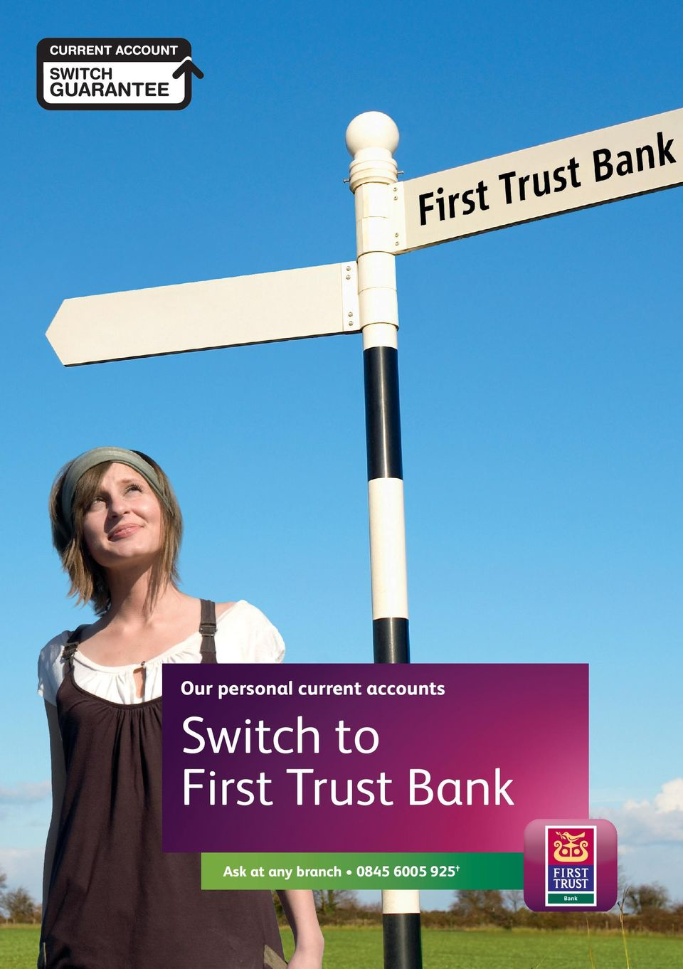 First Trust Bank Ask