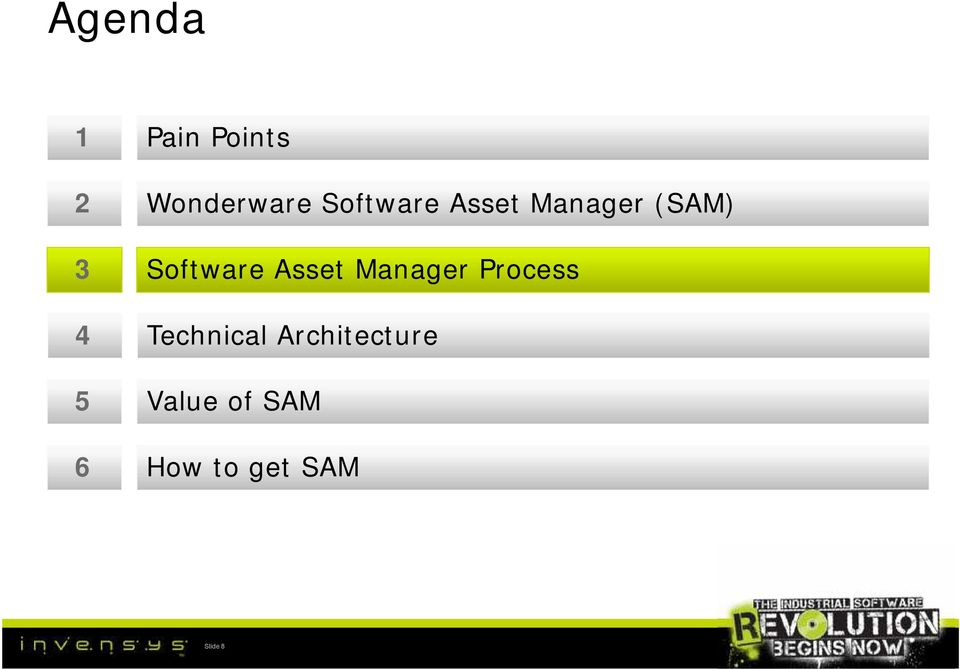 Asset Manager Process 4 Technical