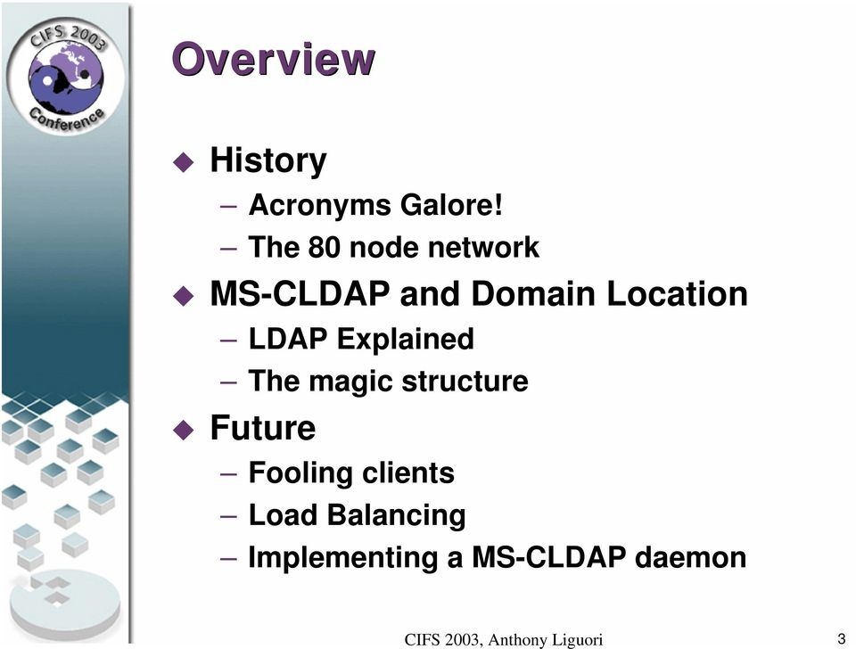 Location LDAP Explained The magic structure