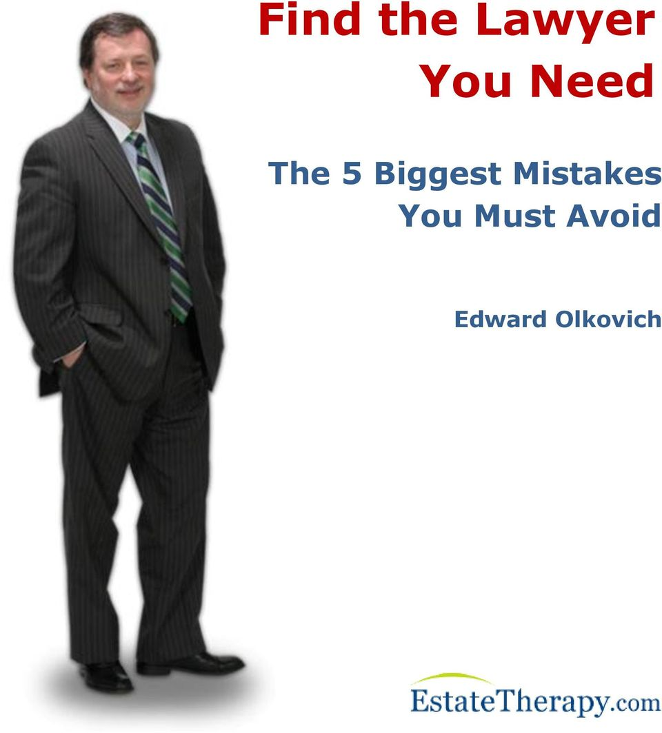Biggest Mistakes
