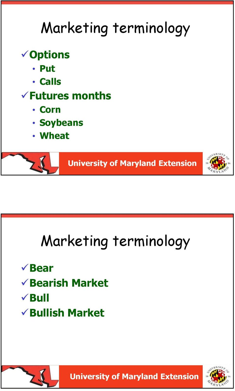 Soybeans Wheat Marketing