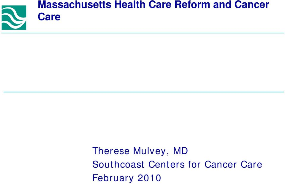 Therese Mulvey, MD