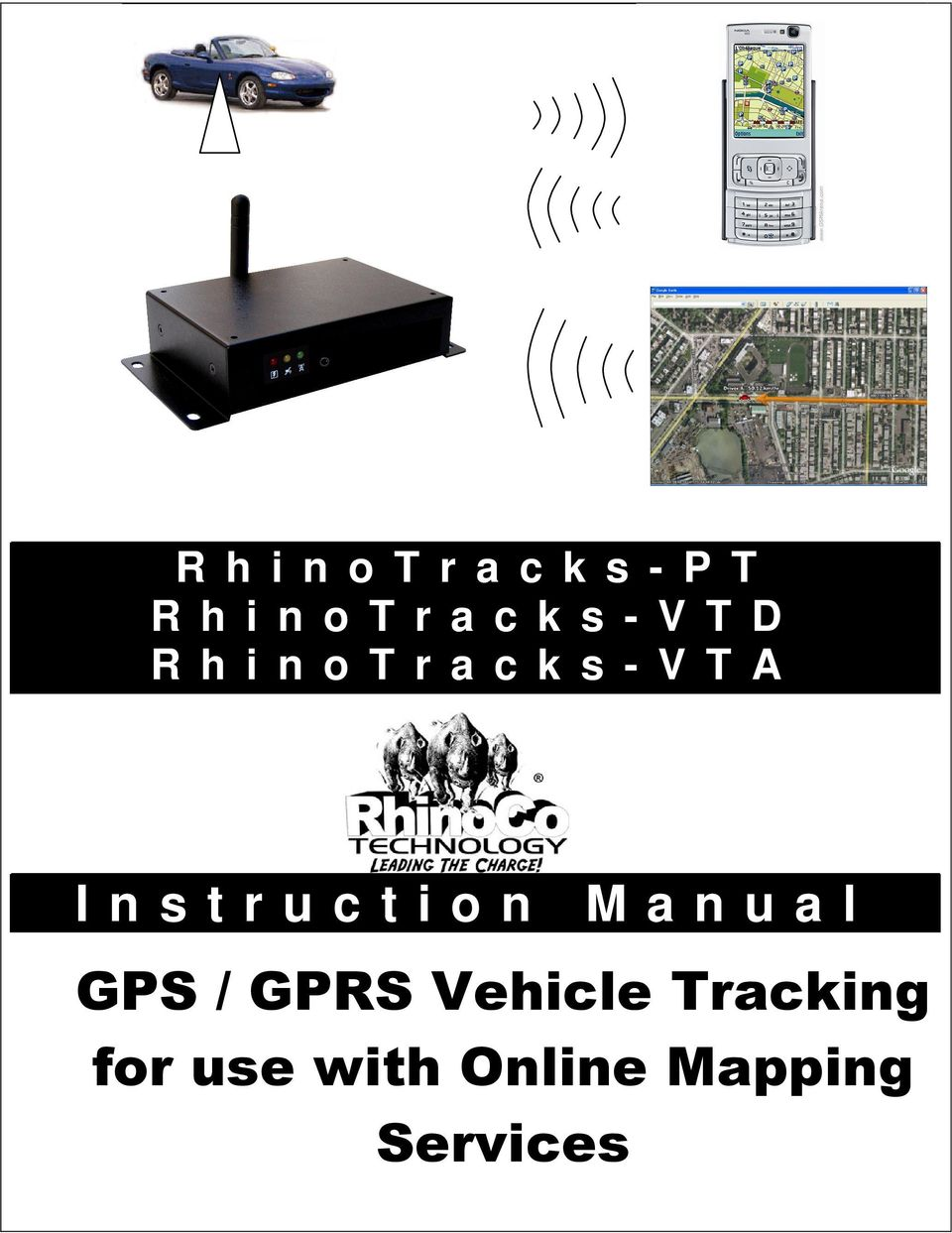 T A Instruction Manual GPS / GPRS Vehicle