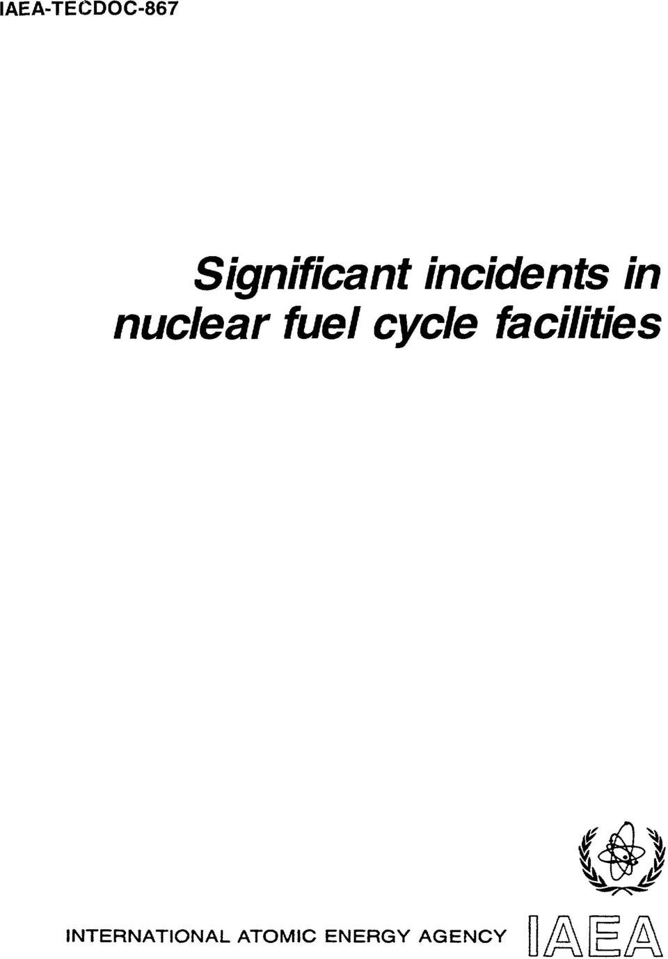 in nuclear fuel cycle