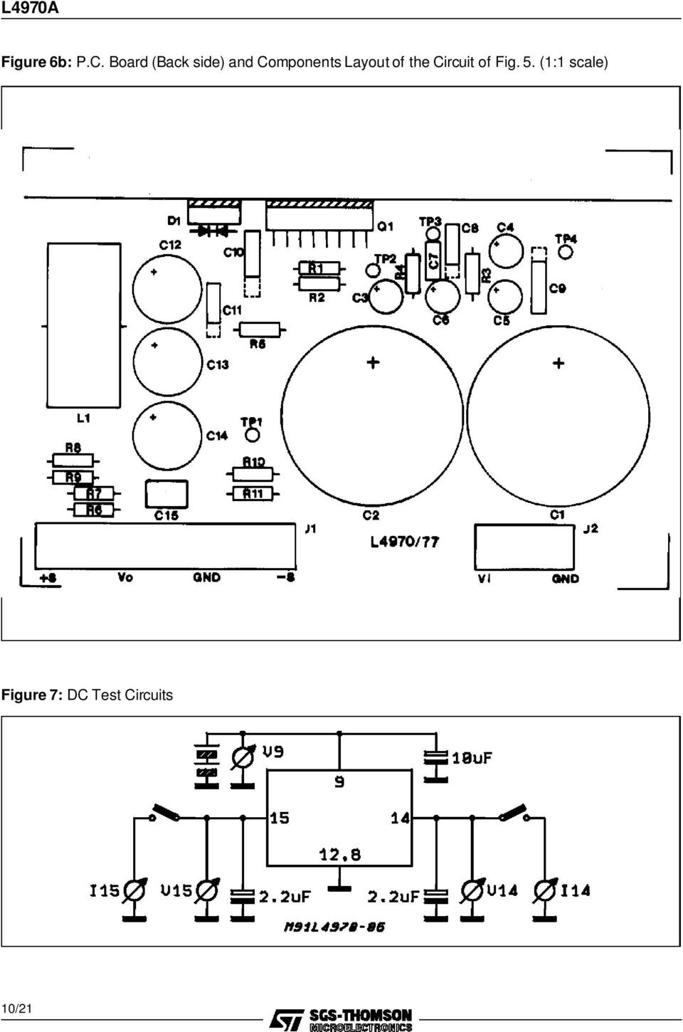 Components Layout of the