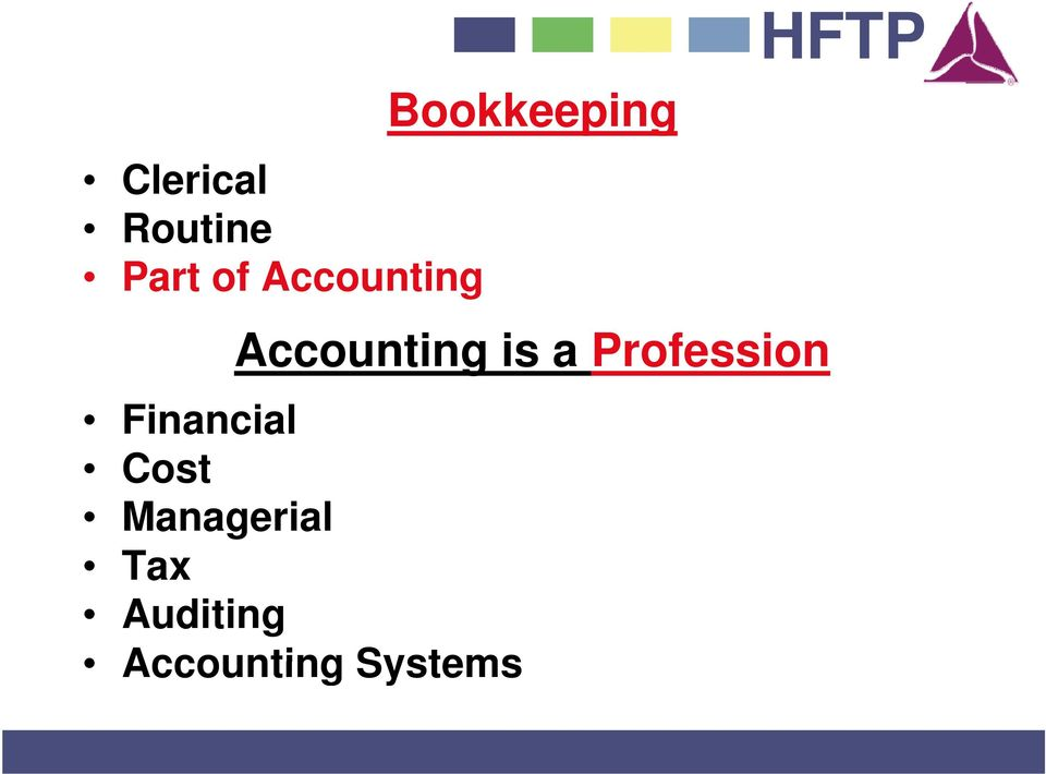is a Profession Financial Cost