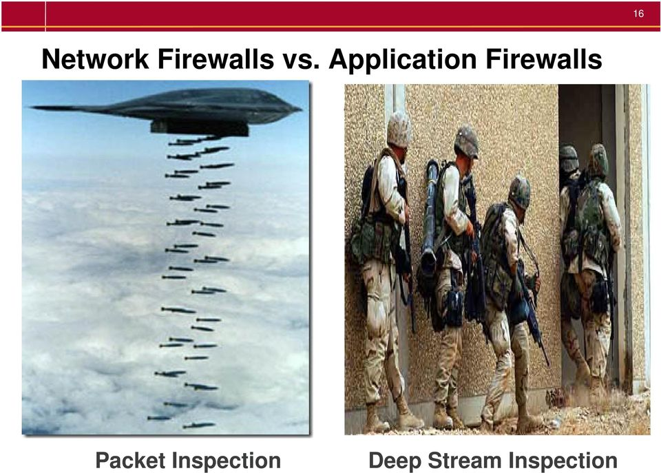 Forwarding Of Approved Packets Configured Port 80/443 (HTTP/S) For Open Access Application Firewalls Manage web traffic Protection