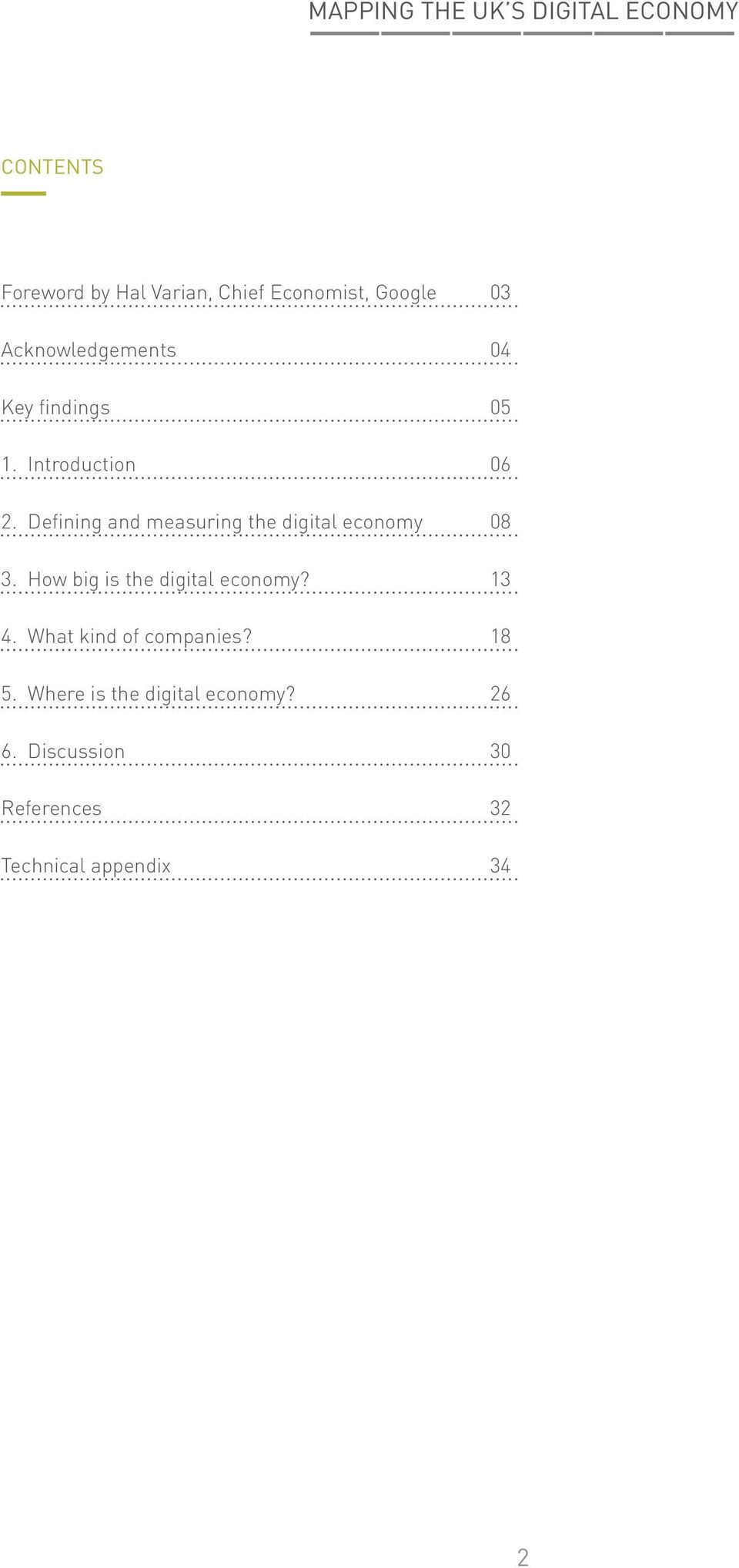 Defining and measuring the digital economy 08 3. How big is the digital economy?