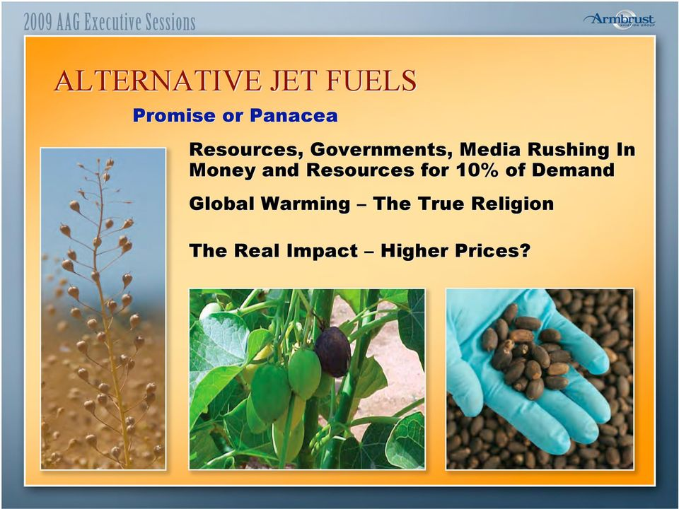 Money and Resources for 10% of Demand Global