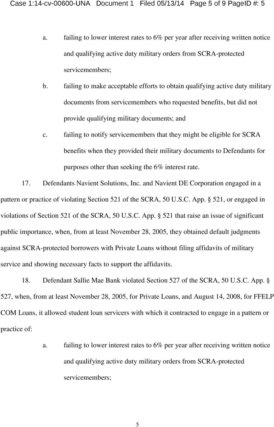 failing to make acceptable efforts to obtain qualifying active duty military documents from servicemembers who requested benefits, but did not provide qualifying military documents; and c.