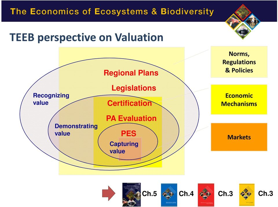 Certification PA Evaluation PES Capturing value Norms,
