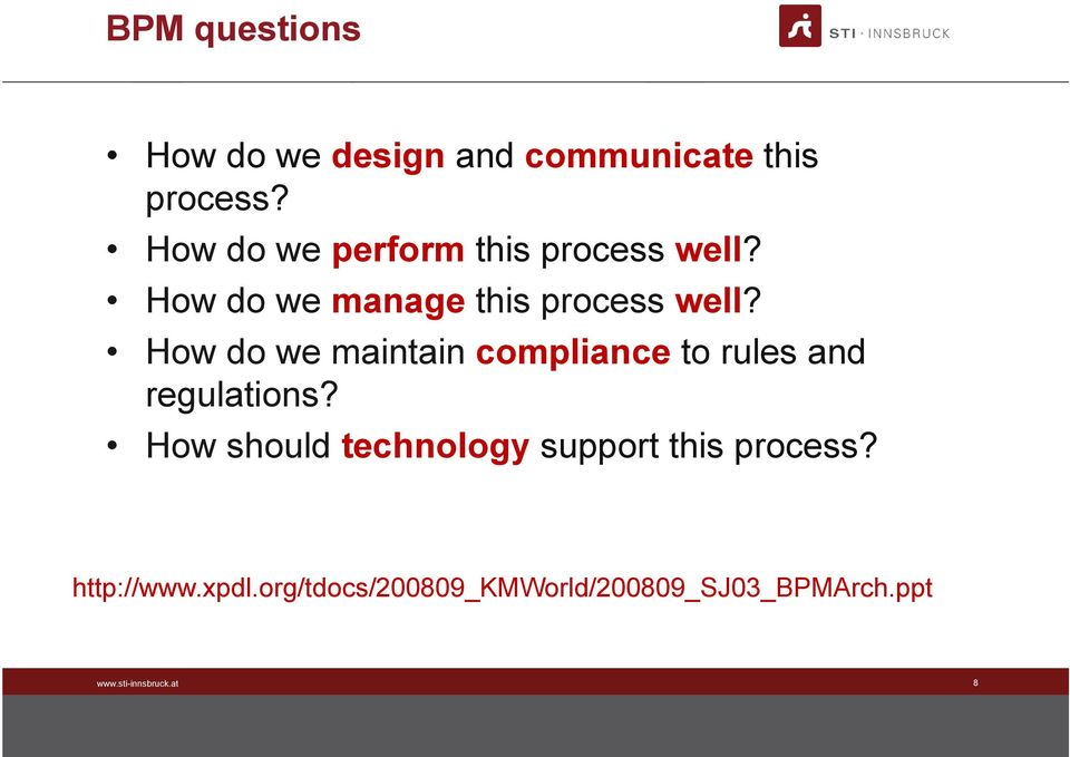 How do we maintain compliance to rules and regulations?