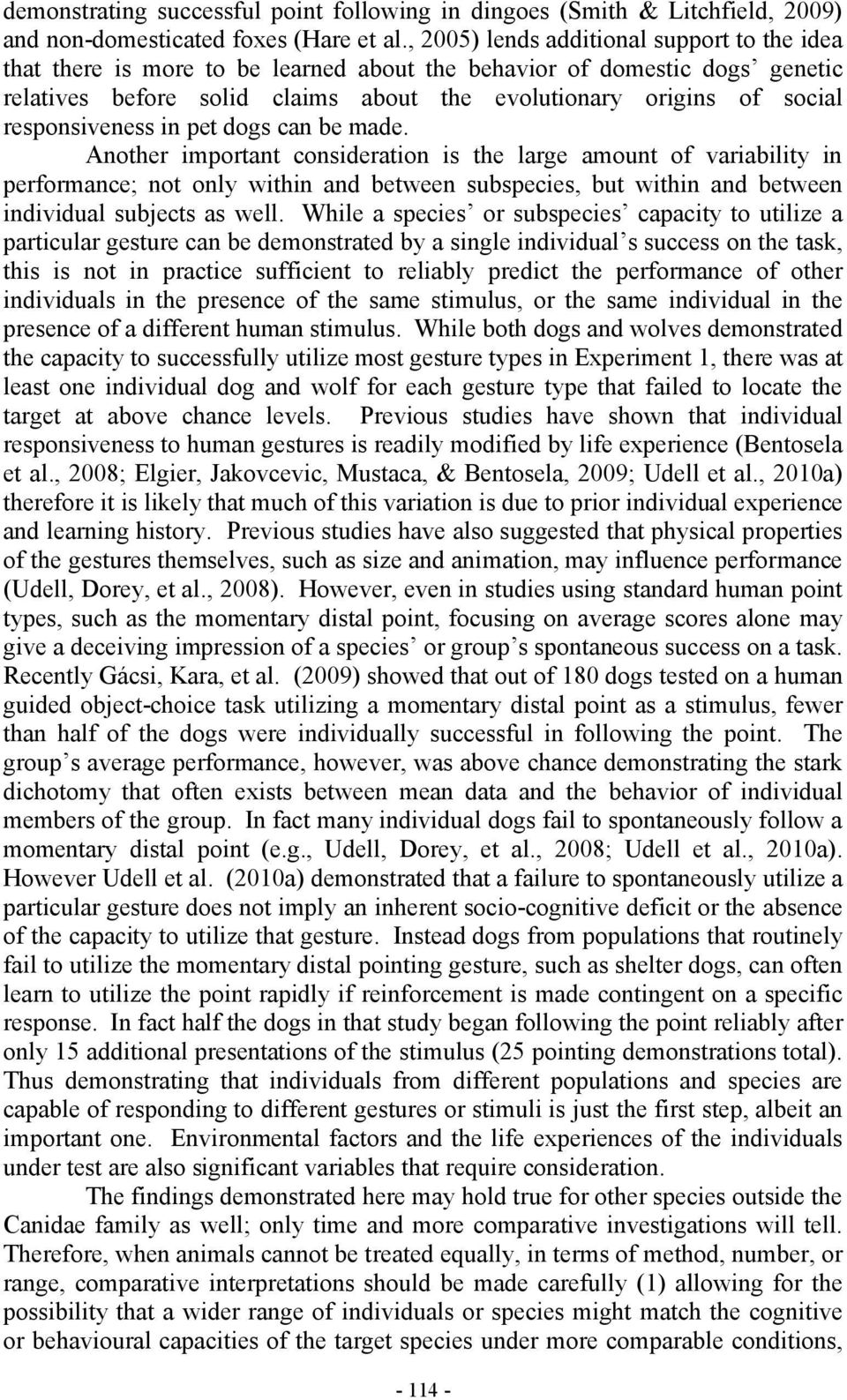 responsiveness in pet dogs can be made.