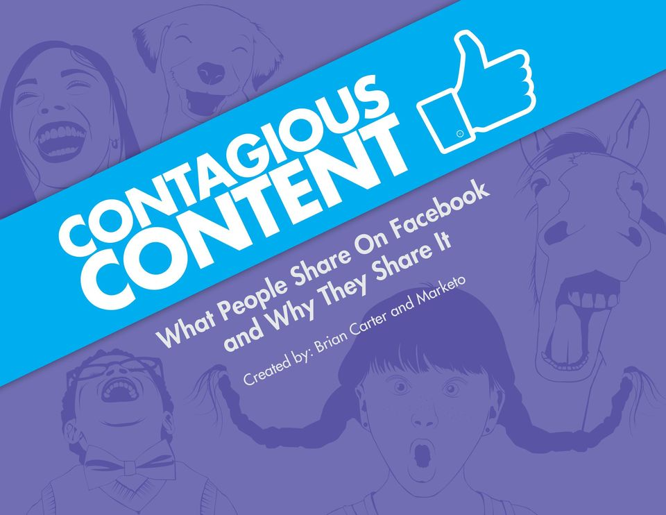 and Marketo 1 CONTAGIOUS CONTENT -  They