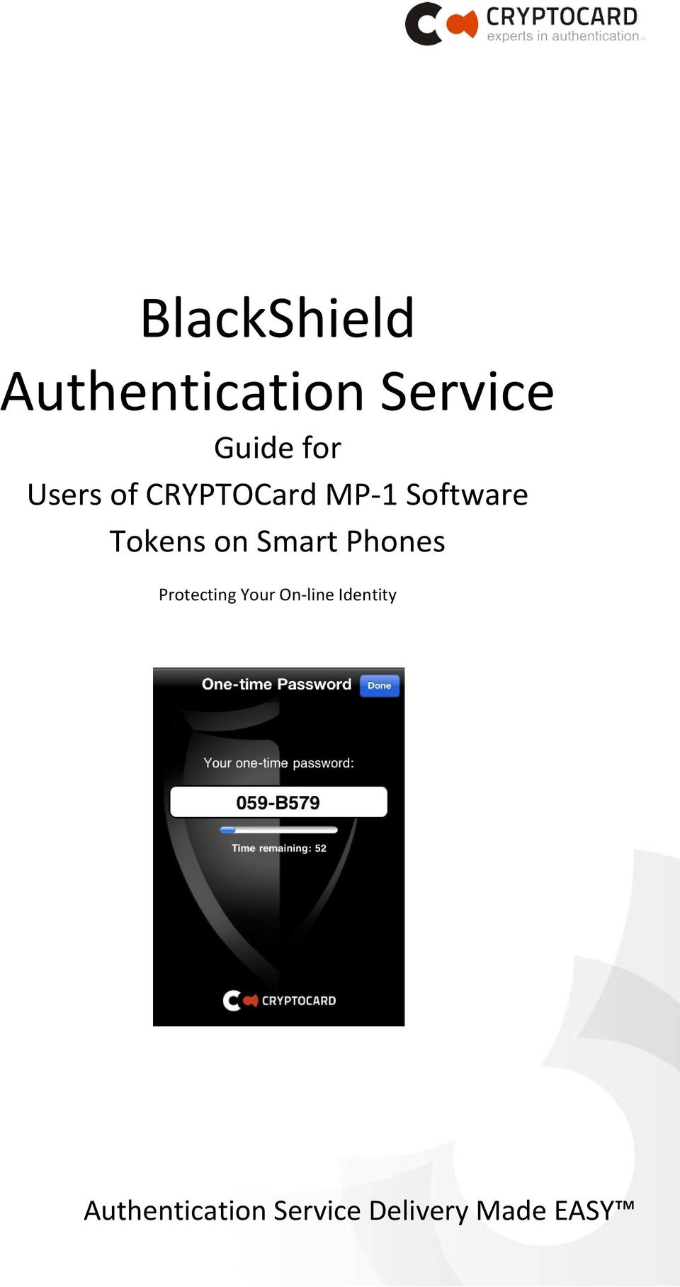 Tokens on Smart Phones Protecting Your