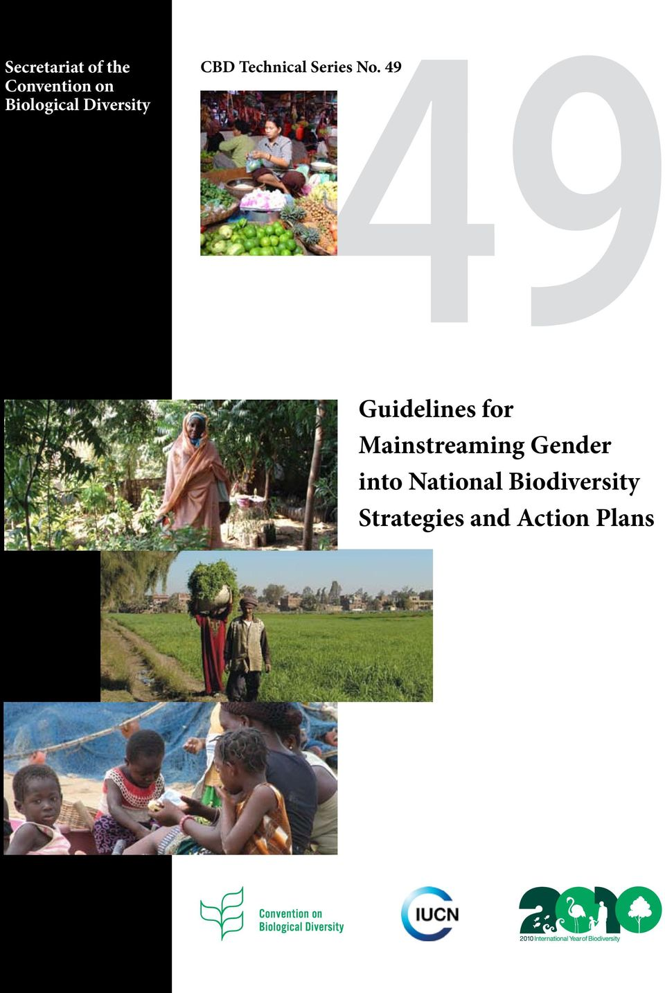No. 49 Guidelines for Mainstreaming Gender