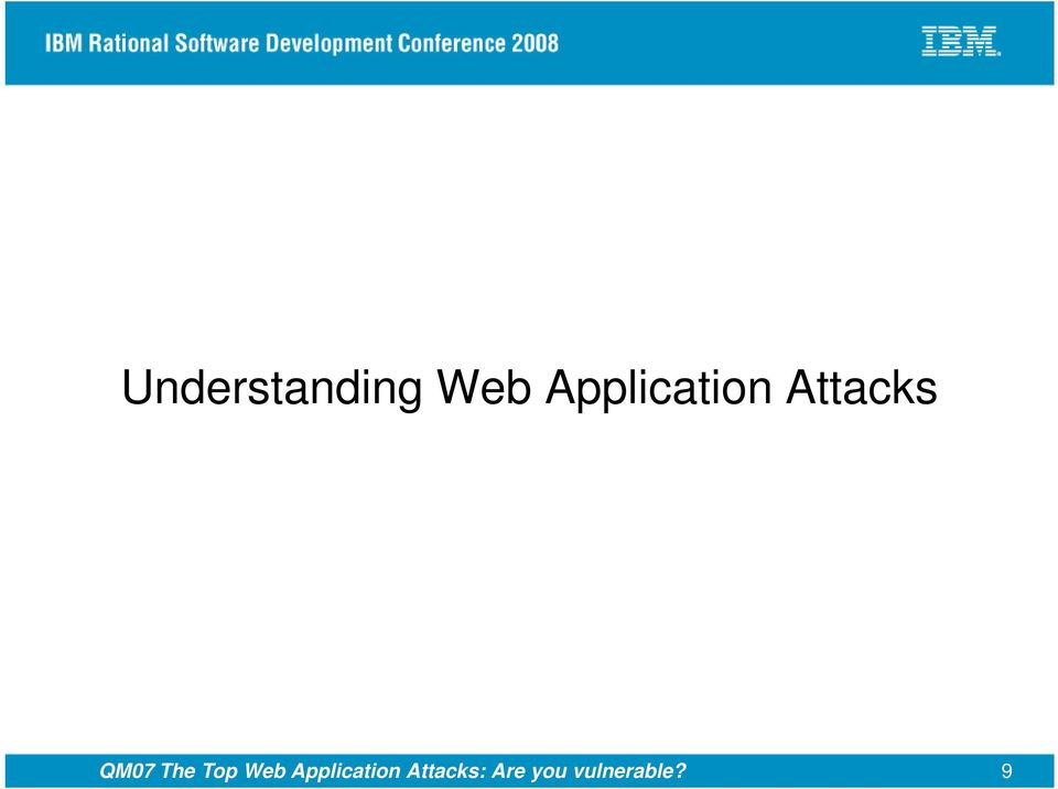 The Top Web Application