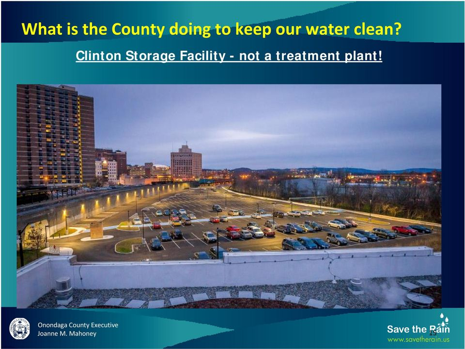 Clinton Storage Facility