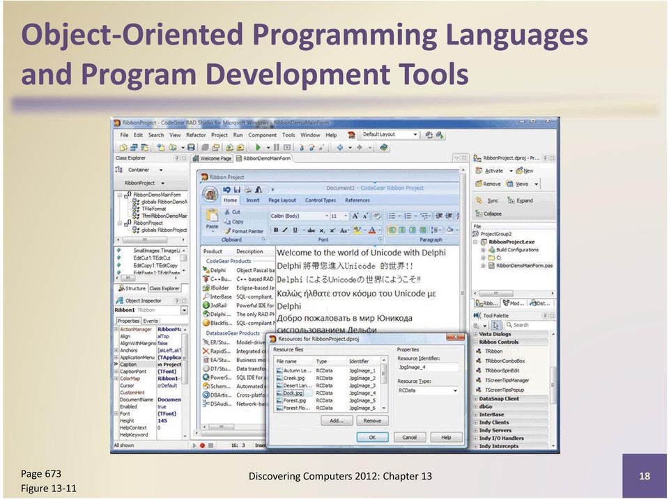 Development Tools Page 673