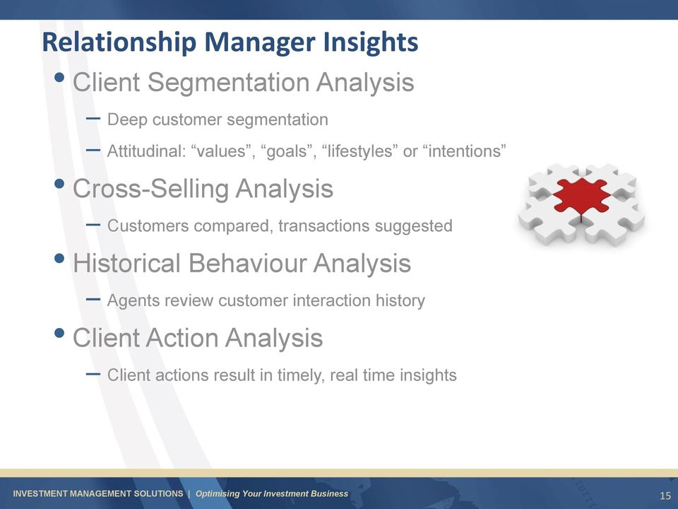 compared, transactions suggested Historical Behaviour Analysis Agents review customer